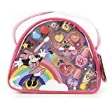 Minnie Mouse Magic Beauty Bag - Super Bolso con Neceser de Maquillaje - Set de Maquillaje para Niñas - Maquillaje Minnie Mouse - Productos Seguros en un Bolso del Tamaño Perfecto para Ir de Viaje