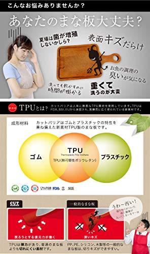 カットバリア新素材TPU(グリーン,レギュラー)