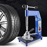XYOUNG 110V Tire Repair Vulcanizing Machine, Auto Tire Repair Machine Kit,Constant Temperature Controlled Heating with Timing Vulcanizing Machine Portable Garage Equipment Tool for car Truck