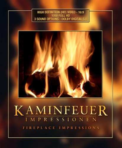 Kaminfeuer Impressionen - Fireplace Impressions [Blu-ray]