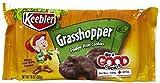 Keebler Fudge Shoppe Grasshopper, Fudge Mint Cookies, 10 oz (Pack 6)