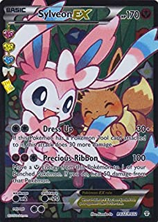 Pok?on Single Card - SYLVEON EX Generations RADIANT COLLECTION #RC32/RC32 by Pok?on Trading Card Game
