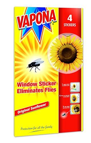 Vapona Stickers pour fenêtre