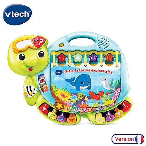 VTech - Mon Super Imagier Des Découvertes, Livre Interactif...