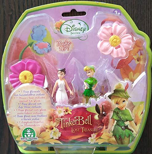 Giochi Preziosi Disney Trilli Campanellino - Blister con 2 Personaggi + Gadget (con Lyria)