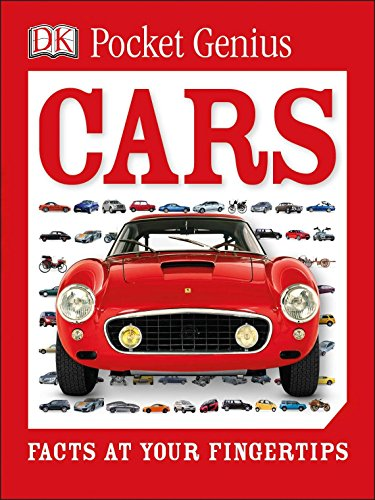 Pocket Genius: Cars: Facts at Your Fingertips