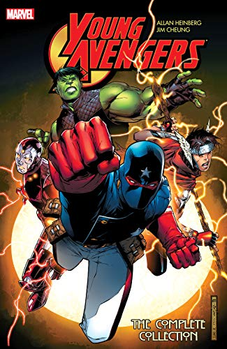 Young Avengers by Allen Heinberg and Jim Cheung: The Complete Collection (English Edition)