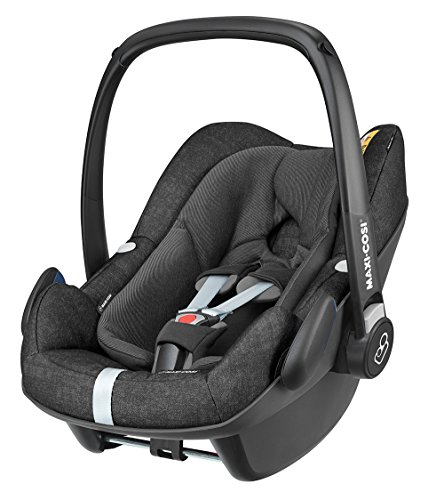Maxi-Cosi Pebble+ Plus Nomad Black Car Seat 0-13kg I-size R129 Regulations approved