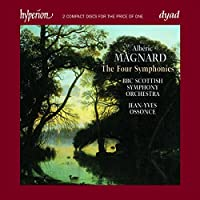 Magnard: Symphonies Nos.1-4 by BBC Scottish Symphony Orchestra (2009-01-13)