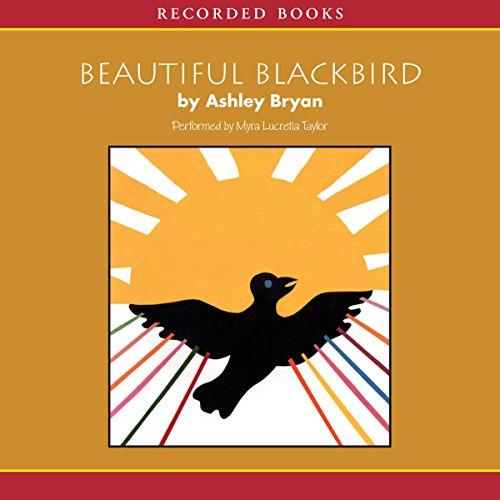 Beautiful Blackbird audiobook cover art