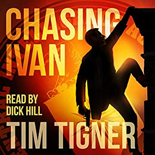 Chasing Ivan audiobook cover art
