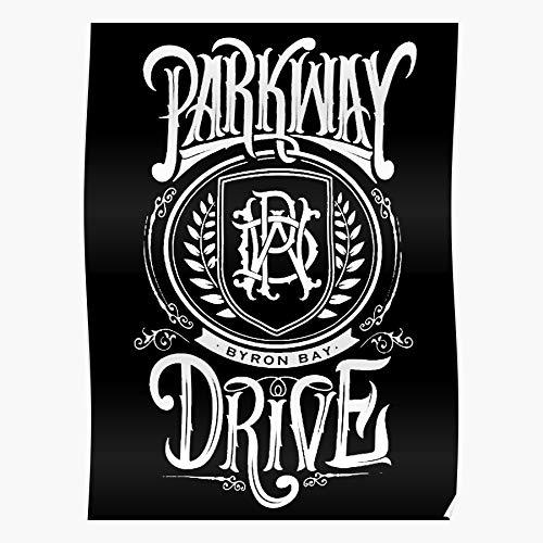 Band Gaspol 05 Drive Metal Parkway Home Decor Wall Art Print Poster !