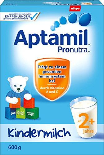 Aptamil Kinder-Milch 2+ ab dem 2. Jahr, 3er Pack (3 x 600g)