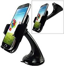 Car Mount Phone Holder Windshield Swivel Cradle Stand Window Glass Dock Suction for Verizon Motorola Moto Z Force Droid - Verizon Motorola Moto Z Play Droid - Verizon Motorola Moto Z2 Play