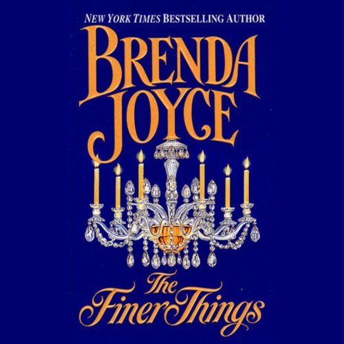 The Finer Things audiobook cover art