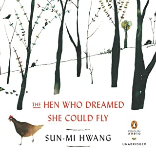 The Hen Who Dreamed She Could Fly audiobook cover art