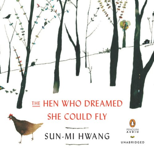 The Hen Who Dreamed She Could Fly cover art
