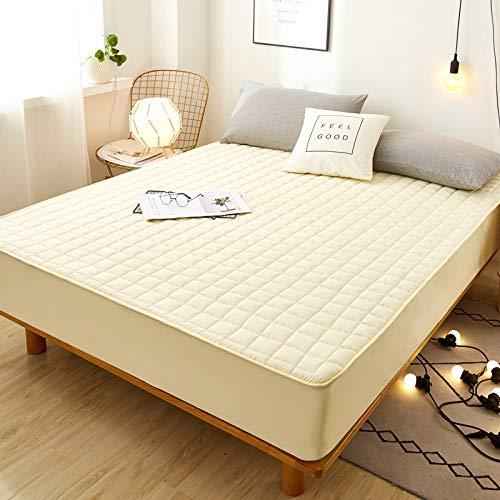 Xiaomizi Sábanas, cama doble, colchón antiarrugas super suave, 150X200