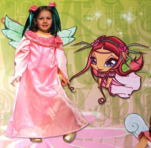 Giochi PREZIOSI GPZ02088 - Costume Winx Pixie Amore TG. 1