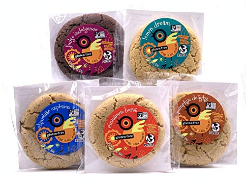 ABC, GLUTEN FREE, Variety Pack , 10 Cookies