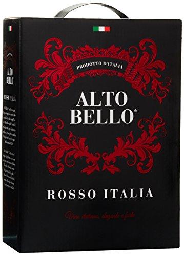 Alto Bello Vino Rosso Italia Cuvée Trocken (1 x 3 l)