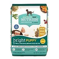 Rachael Ray Nutrish Bright Puppy Chicken & Brown Rice Dry Dog Food