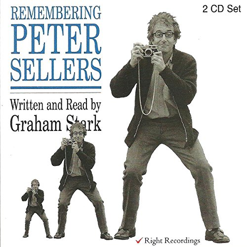 Remembering Peter Sellers audiobook cover art