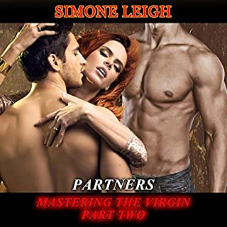 Partners: A Tale of Friendship and BDSM Erotic Romance audiobook cover art