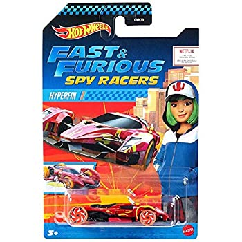 HW Fast&Furious Spy Racers Hyper-Fin