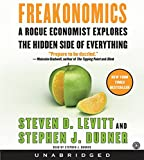 Freakonomics CD Unabridged