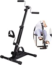 Denshine Pedal Exerciser, Exercise Bike Stationary, Adjustable Resistance Arm & Leg Indoor Fitness Training Machine,Stroke Rehabilitation Equipment Upper and Lower Extremity Physiotherapy