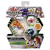 Bakugan Fusion Starter Pack - Aquos Aurelus Pharol x Gillator, Collectible Transforming Creatures, for Ages 6 & Up