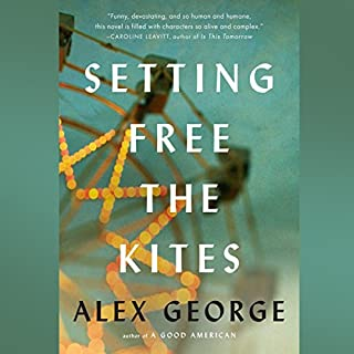 Setting Free the Kites audiobook cover art