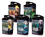 Magic The Gathering C60250000 Core Set 2020 Planeswalker Decks-Set de 5