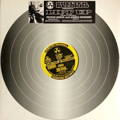 Butch Quick & James Howard - Lift Up - 157 Shelter Records