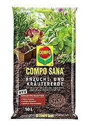 Compo Sana Anzucht- und Kräuter-Erde