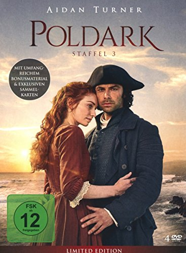 Poldark - Staffel 3 [4 DVDs]