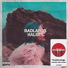 Halsey Badlands CD Target Exclusive with 5 bonus songs