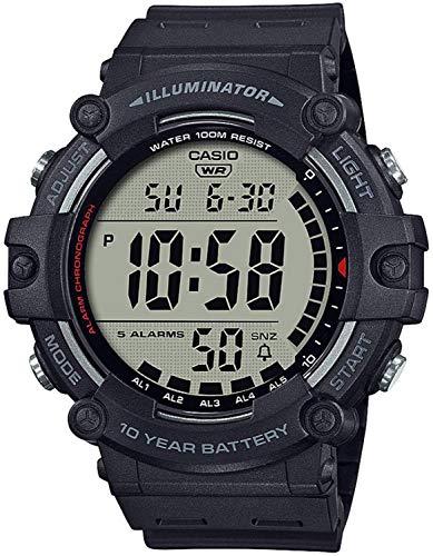 CASIO Digital AE-1500WH-1AVEF