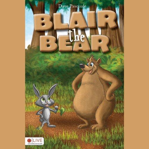 Blair the Bear copertina