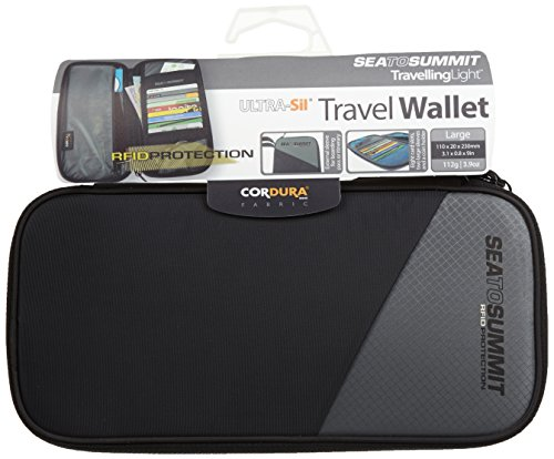 Sea to Summit Travel Wallet RFID Proof Medium (Black)