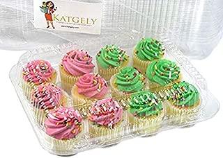 dozen mini cupcakes