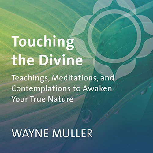 Touching the Divine audiobook cover art