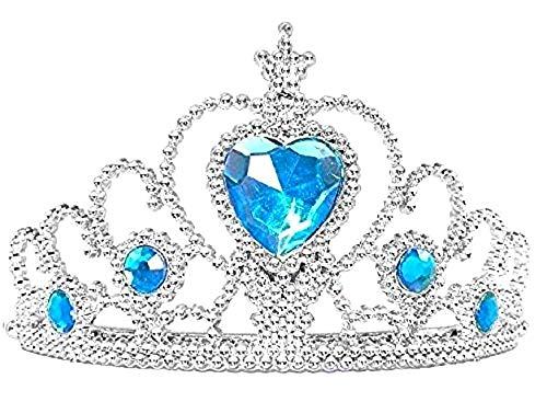 Corona di Frozen Elsa - - Pietre Celesti - Accessori - Bambina - Carnevale - Halloween - Idea regalo per natale e compleanno