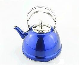 GenericBrands Czajnik zestaw do herbaty woda czajniczek ze stali nierdzewnej sitko czajniczek pogrubiony klasyczny kawowy...