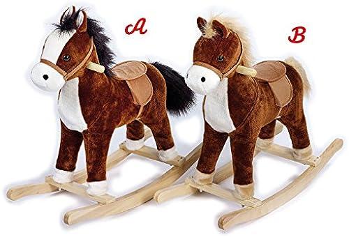 Lelly 72 64  Schaukelpferd Plüsch Spielzeug