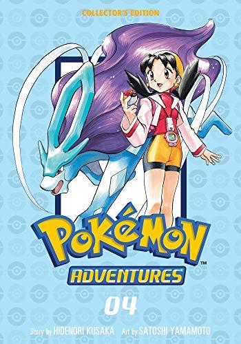 Pokemon Adventures Collector's Edition, Vol. 4 (Pokémon Adventures, Band 4)