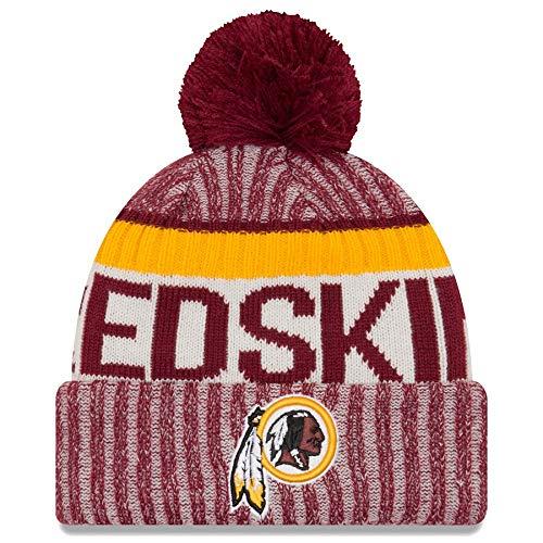 8c14dc7b Redskins Winter Hat: Amazon.com
