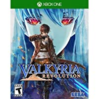 Valkyria Revolution Vanargand Edition Xbox One バルキリー革命 バンガランド版 北米英語版 [並行輸入品]