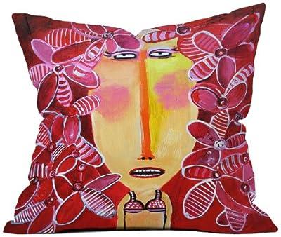 DENY Designs Robin Faye Gates Anastasia Throw Pillow, 26 by 26 Inch